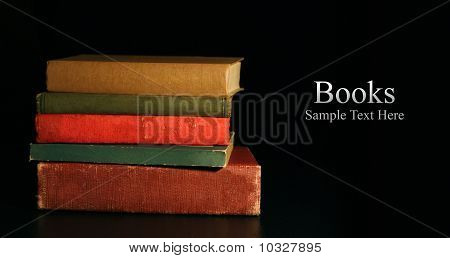 Books and text