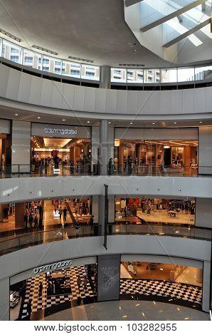 Bloomingdales at Dubai Mall in Dubai, UAE