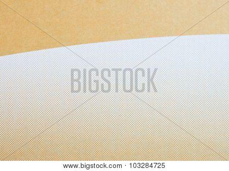 White Dot Pattern