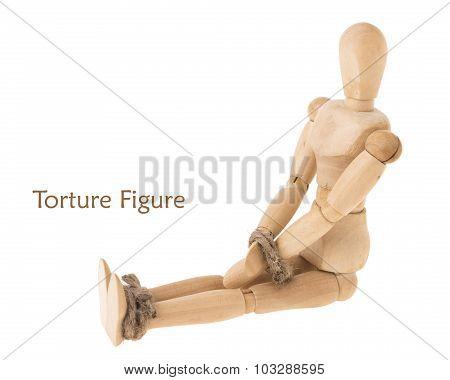 Inconvenient Sittng Figure