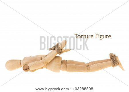 Torture Laydown Figure
