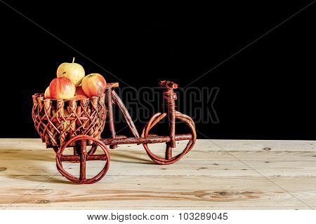 Apple In Tricycle