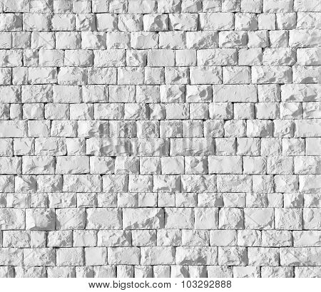 White Stone Background