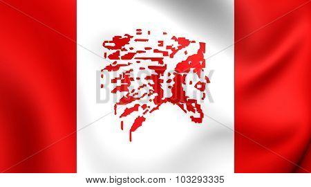 Cree Flag