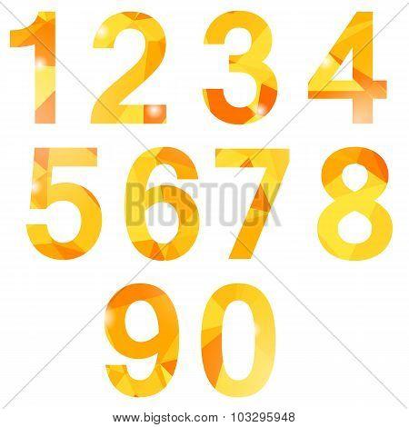 Orange Polygonal Numbers