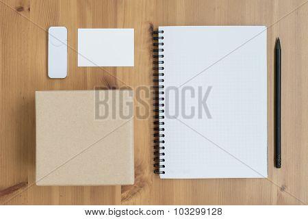 Business stationary set