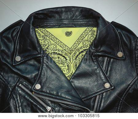 Biker Vintage Jacket