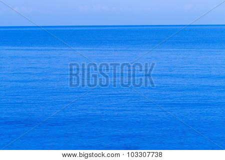 Sea water blue texture