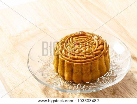 Delicious Mooncake