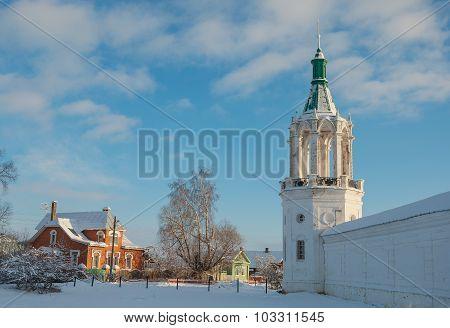 Rostov Veliky winter
