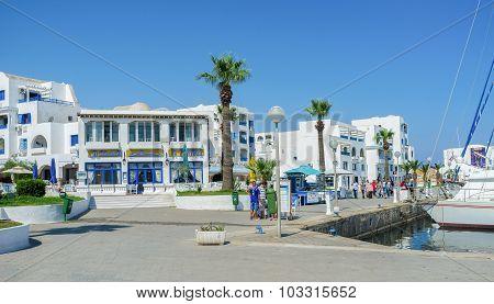 The Modern Marina