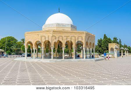 The Arabic Pavillion