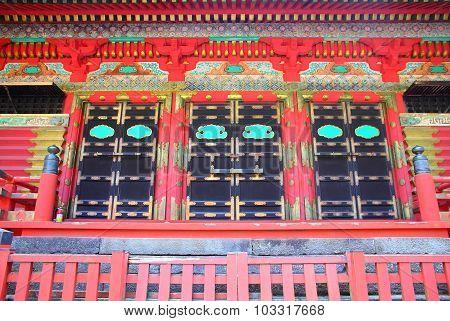 Nikko, Japan - Toshogu