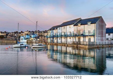 Plymouth In Devon
