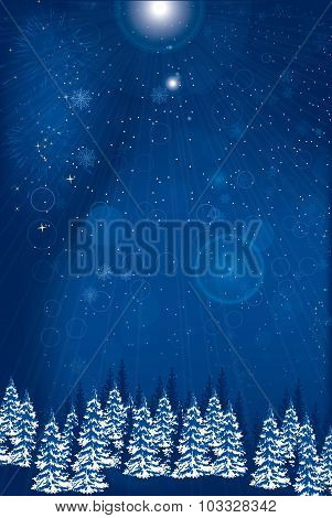 Winter Landscape for print
