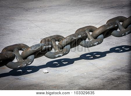 Section of Industrial Chain