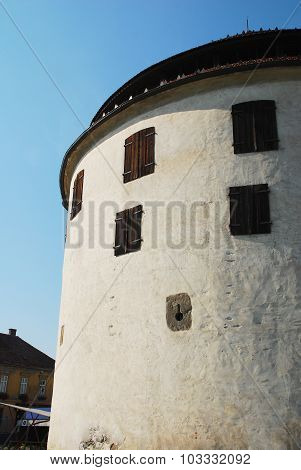 Judgement Tower In Maribor
