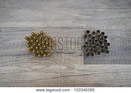 New And Used Bullets