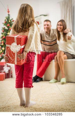 Surprise For Parents