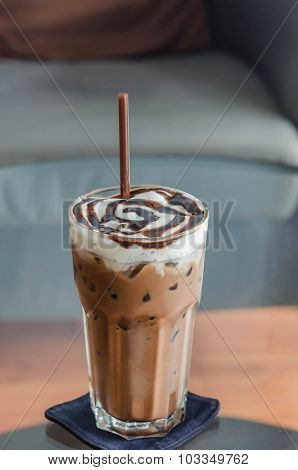 Ice Mocca Coffee
