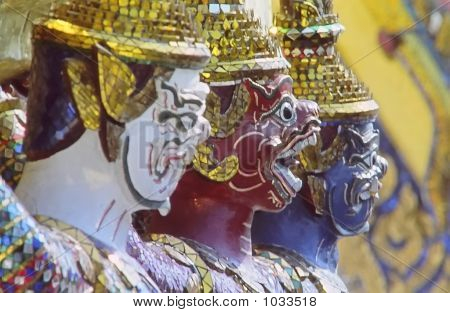 Bangkok Kingspalast 127