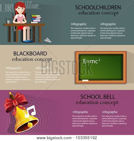 School And Education Backgrounds
