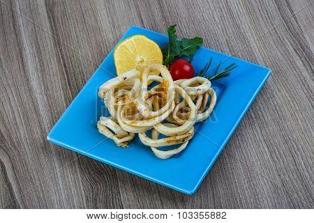 Squid Rings