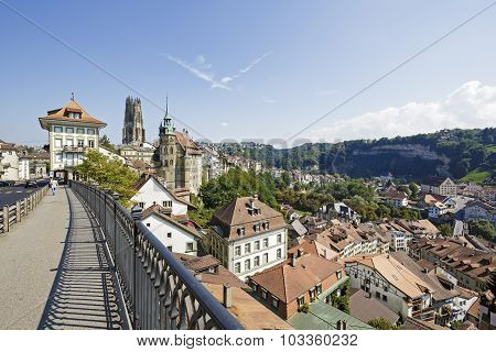 City Of Fribourg