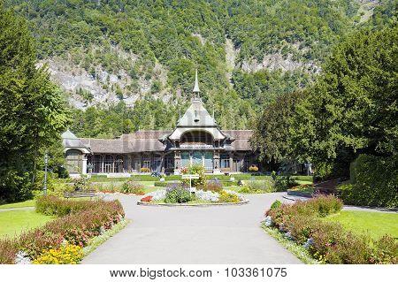 The Casino Kursaal In Interlaken