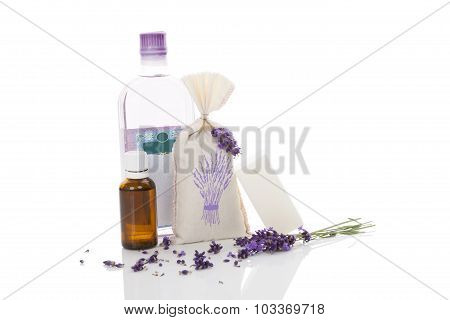Lavender Cosmetics.