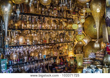 Shop For Moroccan Lamps