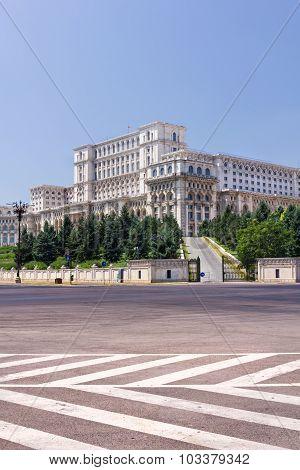 Romanian Parliament