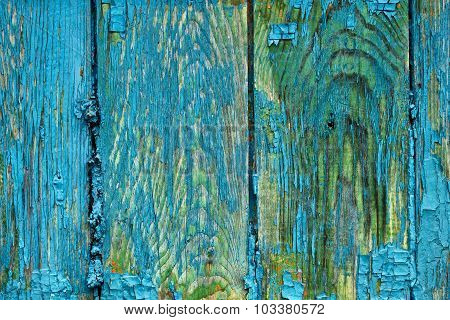 Painted Wood Deterioration