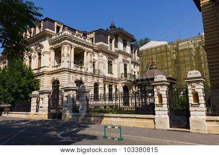 Ghika Bradisteanu Mansion In Bucharest