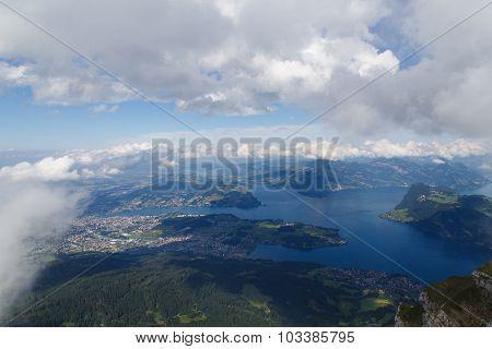 Lake Vierwaldstaetter