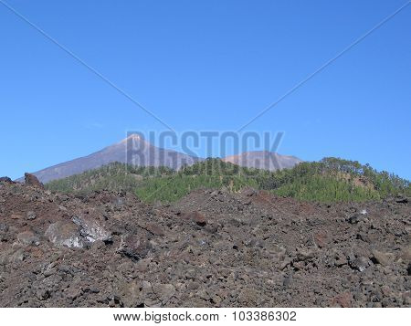 Mountains, Tenerife, Canary Islands, landscape
