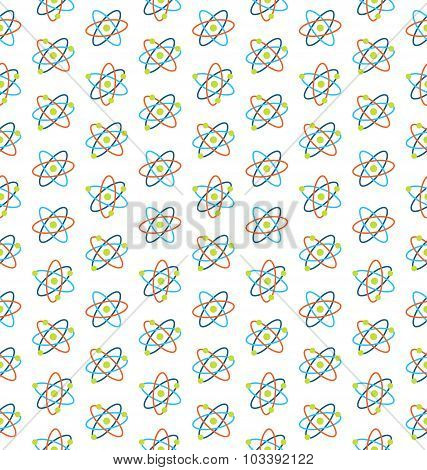 Seamless Pattern of Atomic Symbols for Science