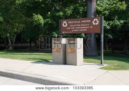 Recycling Collection Facility