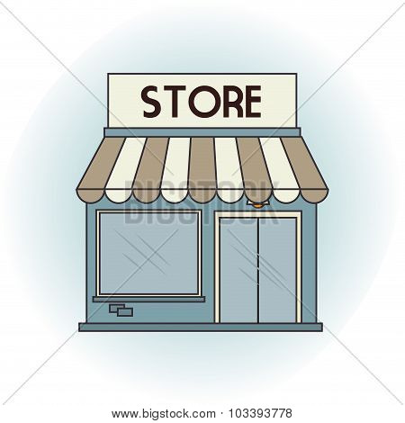 commercial store