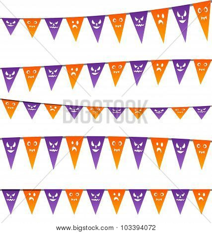 Halloween hanging streamers flags for your party