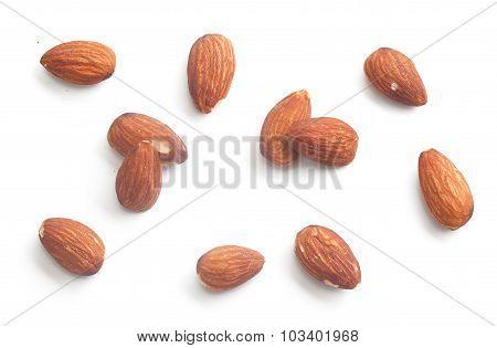 Set Of Almond