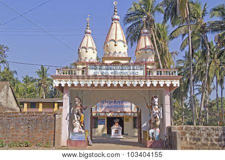 Shri Brahma Gaudiya Math Temple
