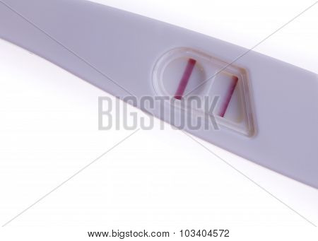 The Pregnancy Tests Positive, Isolated