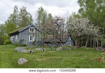 KLASATORPET, SWEDEN ON MAY 15.