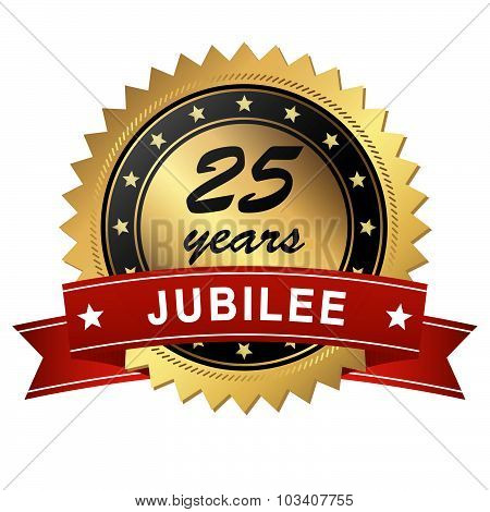 Jubilee Medallion - 25 Years