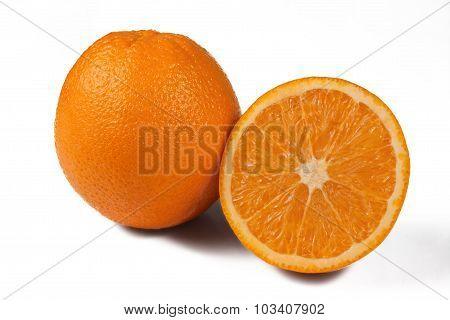 Orange And Orange In The Context Of