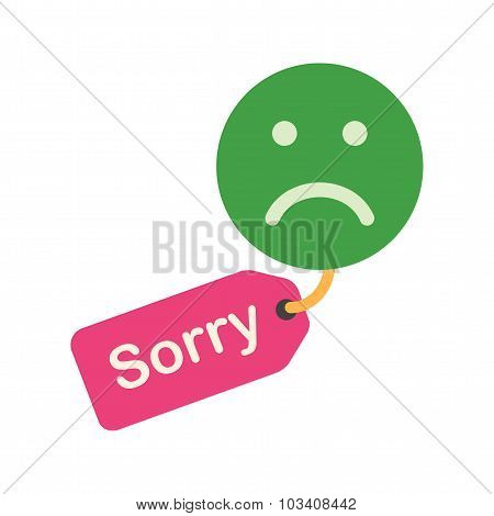 Apology tag