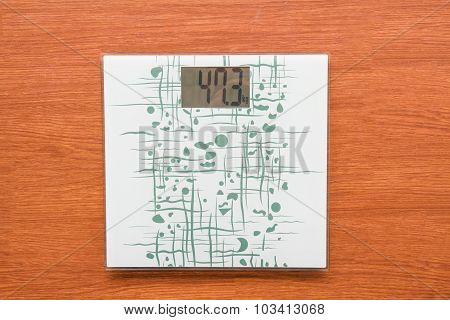 Weight Scale Digital