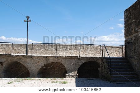 Motovun City Walls