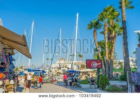 The Tourist Promenade